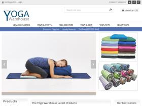 Yoga Warehouse Promo Codes